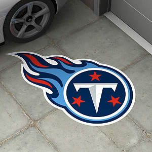 Tennessee Titans Street Grip Outdoor Graphic
